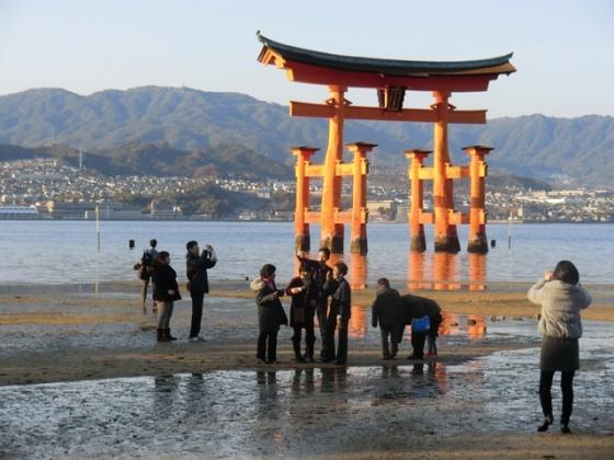 厳島神社①PART2